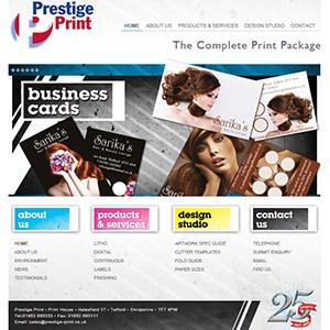 printing company telford shropshire