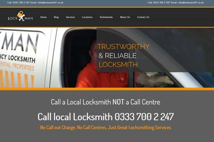 local locksmith seo