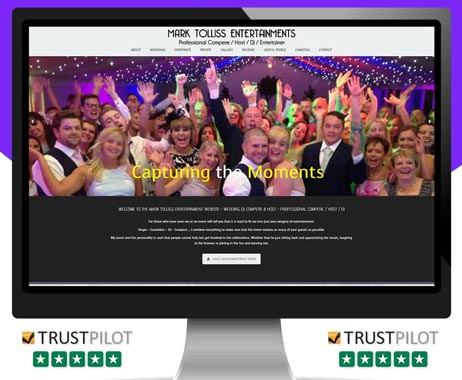 pay monthly website packages